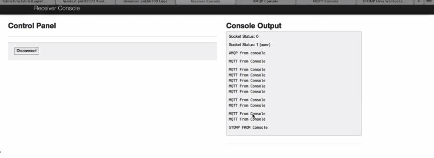JBoss Fuse on xPaaS - IoT Mash-up Demo | Planet JBoss Developer