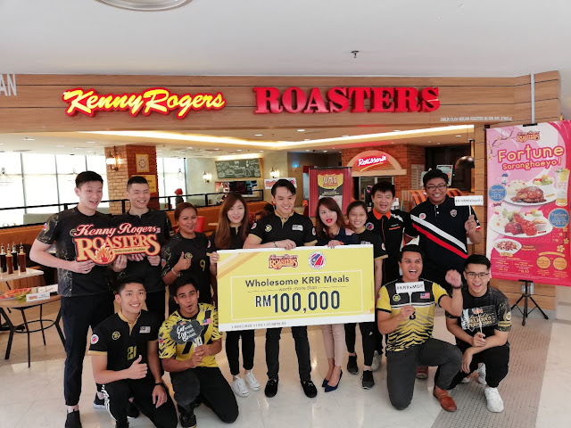 KENNY ROGERS ROASTERS AND DODGEBALL GOING FOR GOLD!