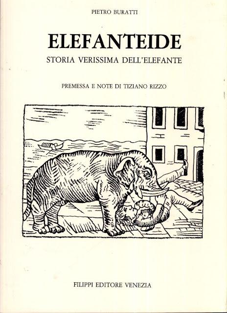 Elephanteide by Pietro Buratti