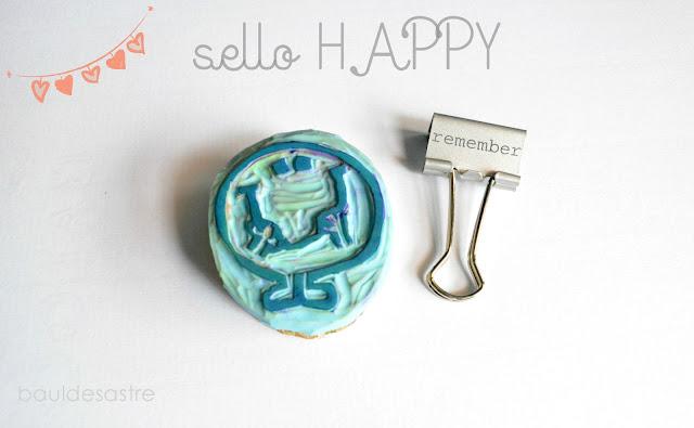 sello Happy, Baúl Desastre