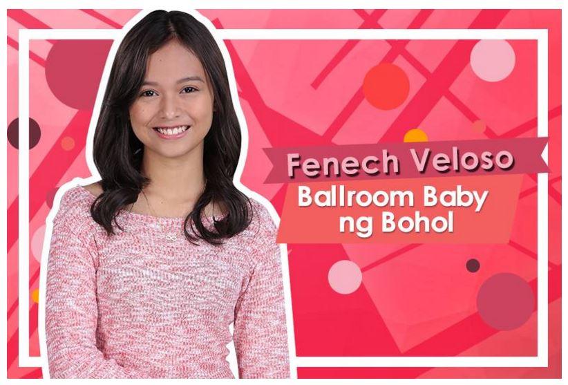 Fenech Veloso, 13 (Ballroom Baby ng Bohol)