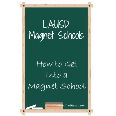 Getting in to a magnet school - chieffamilyofficer.com