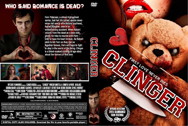 Clinger DVD Cover