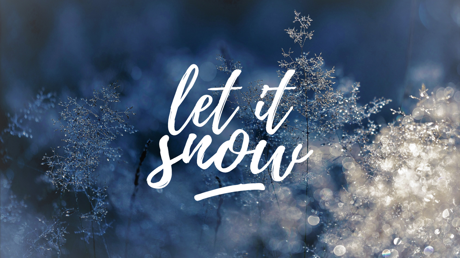 Wallpaper 4 let it snow for Fond d ecran juventus pc