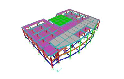 Jasa Hitung Struktur/Analisa Struktur Konstruksi Bangunan