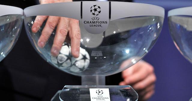 موعد قرعة دور الـ 8 من بطولة دوري أبطال أوروبا والدوري الأوروبي والقنوات الناقلة