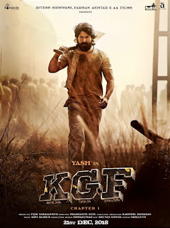 KGF First Look Poster 8
