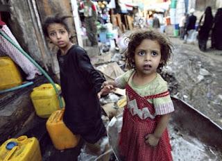 PBB: 1.400 Anak-Anak Yaman Tewas Korban Pemberontakan Syiah Houthi