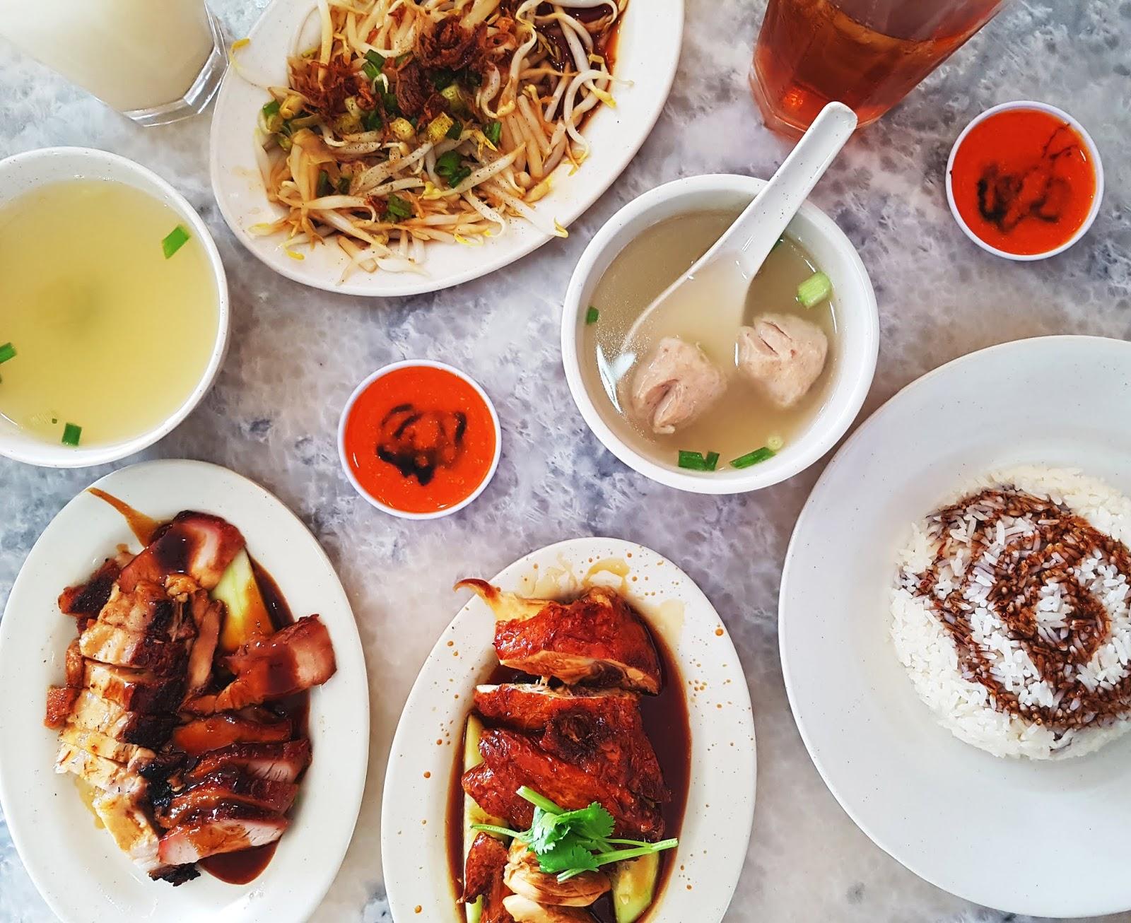 Restoran Lau Wong Kei Chicken Rice Bukit Tinggi 2 Klang