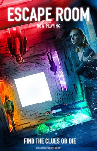 Escape Room (BRRip 720p Dual Latino / Ingles) (2019)