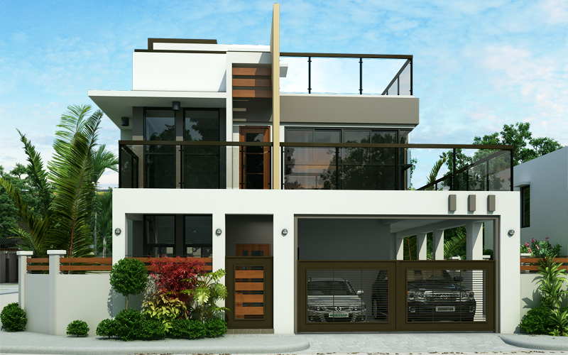 This Design Is Made From What The Constructor Called Waffle Box House It Expandable And Ready For Extension According To Them Building