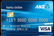 Review Kartu Kredit ANZ/DBS Cicilan dengan program  unggulan cicilan bunga 0%