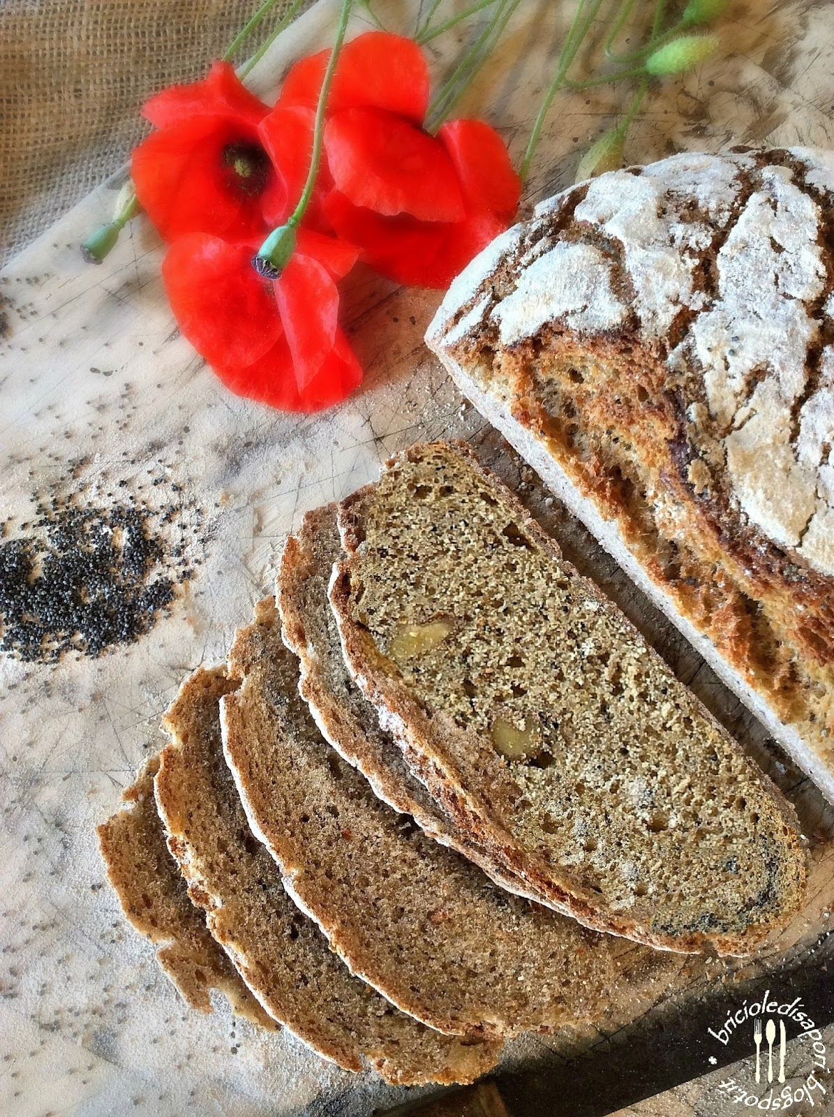 pane fatto in casa rapido