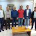 Συνάντηση συνδικαλιστών των Μειονοτικών εκπαιδευτικών ΕΠΑΘ