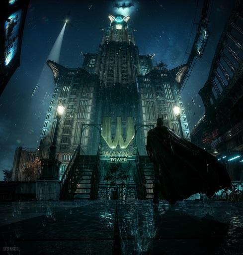 Bruce Wayne की net worth 9.2 Billion Dollar है