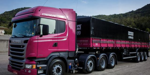 Scania apoia o Outubro Rosa e todas as mulheres do Brasil
