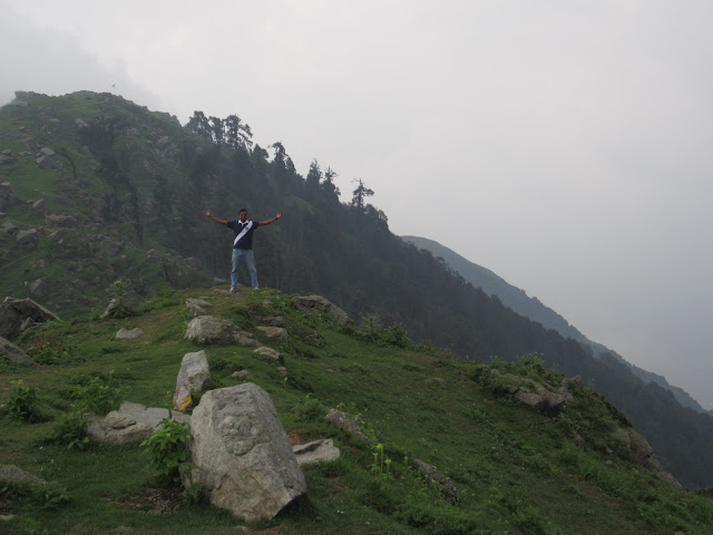 valley in triund