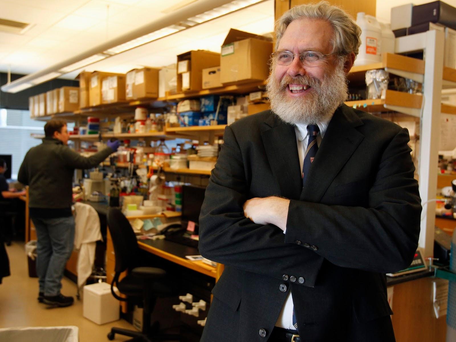 Giáo sư George Church tại Harvard & dự án Nebula Genomic dựa trên nền tảng blockchain