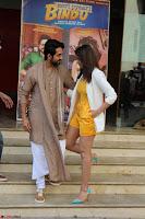 Parineeti Chopra with Ayushmann Khurrana at the Launch of Trailer of Meri Pyaari Bindu 057.JPG