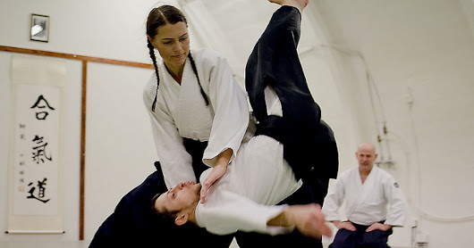 Aikido and conflict resolution