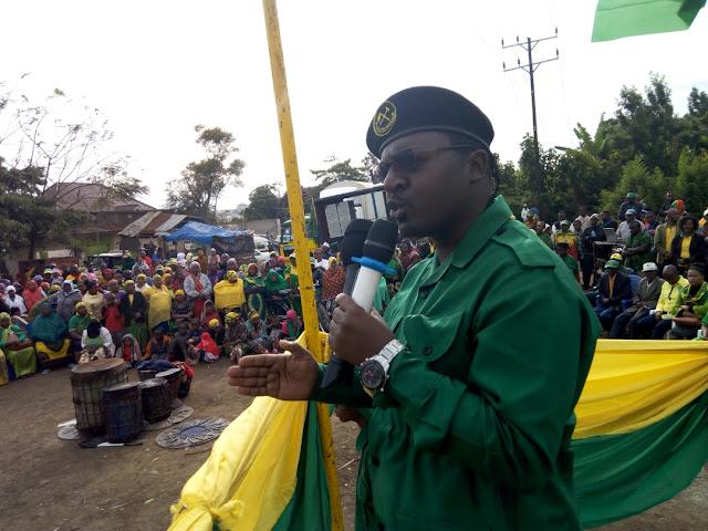 Kheri James Azindua kampeni kwa kishindo Arusha kata zote 77 kuchukuliwa na ccm