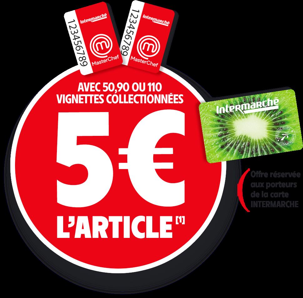 Carte Intermarche Belgique.Mes 3 Loulous Operation Vignettes Intermarche Masterchef