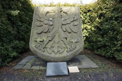 Escudo de armas de Landsberg Warthe