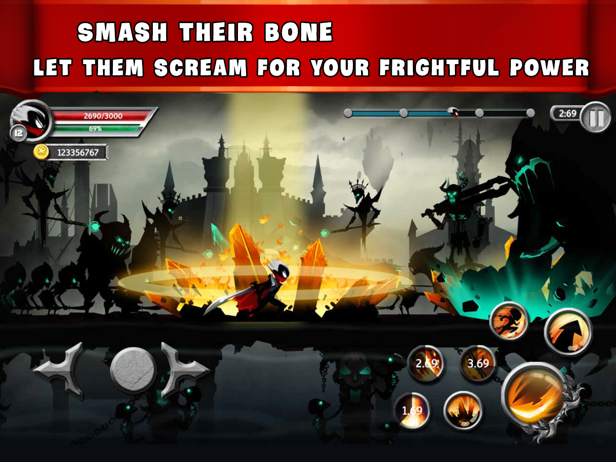 Stickman Legends – Ninja Warriors: Shadow War MOD APK v2.3.17 (Unlimited Money/All Currency/More ...