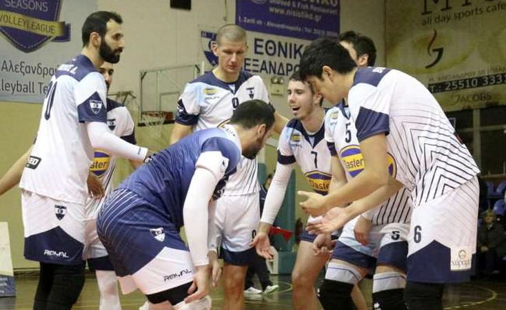 Ο Εθνικός Αλεξανδρούπολης 3-2 τον Φοίνικα Σύρου στο ντέρμπι των ανατροπών