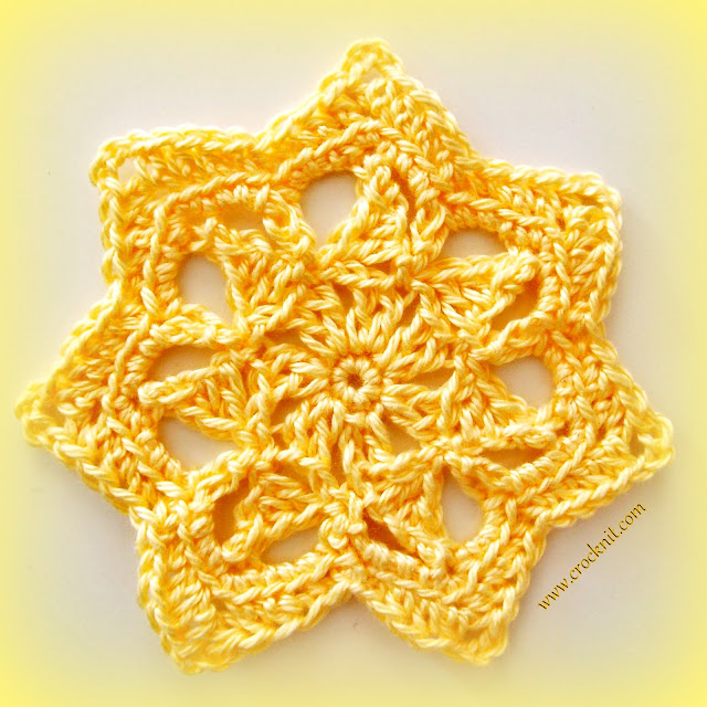 free crochet patterns, mandalas, stars,
