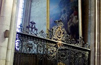 18th Century Ironwork of Amiens Cathedral