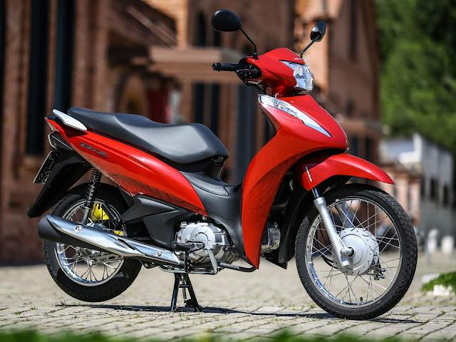 Honda Biz 110i 2019