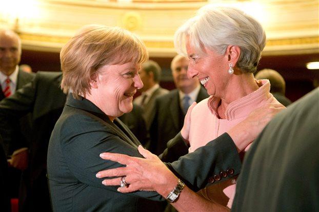 Βερολίνο: Δεν θα αφήσουμε τους Έλληνες να χαλάσουν τη συμμαχία μας με το ΔΝΤ