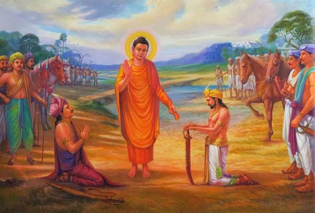 122. Kinh Ðại không - Kinh Trung Bộ - Đạo Phật Nguyên Thủy