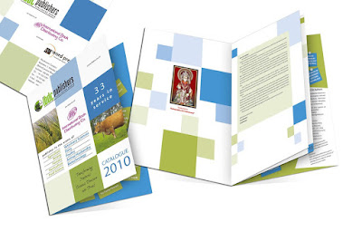 in brochure đẹp