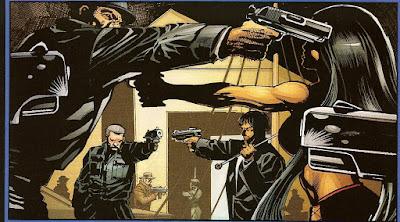 "Reseña de ""Batman: Grotesk"" de John Ostrander y Tom Mandrake."