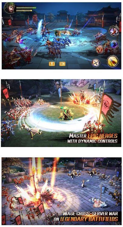 Download Kingdom Warriors V1.0.3 Apk
