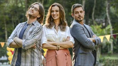 Abril na Globoplay - Os Homens são de Marte e é pra lá que eu vou