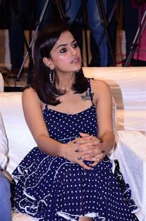 Shradha Srinath at Jersey Movie Success Meet