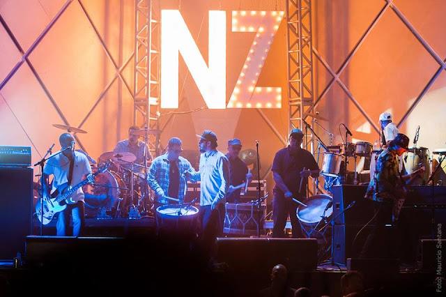 Hoje, Nação Zumbi na Concha Acústica do TCA e na TVE