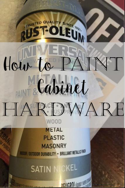Rustoleum Metallic Spray Paint Satin Nickel
