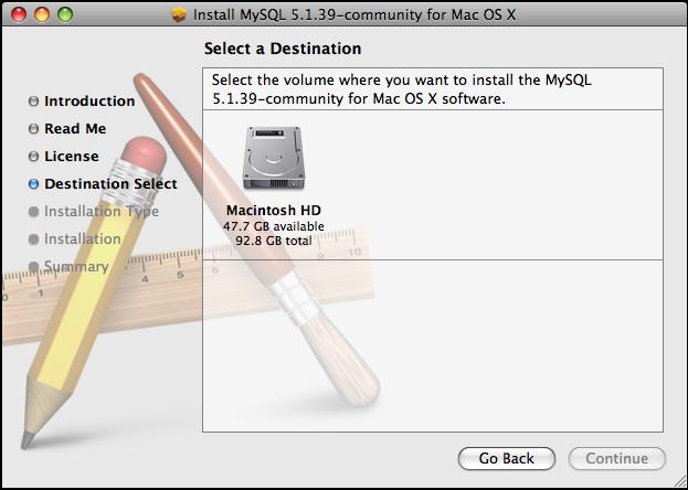 install sql in mac book air
