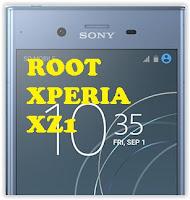 Root Android Sony Xperia XZ1