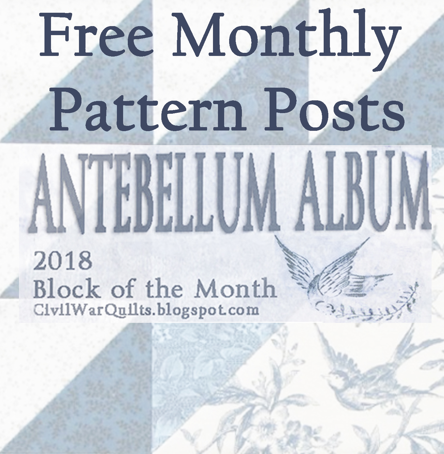 ANTEBELLUM ALBUM POSTS