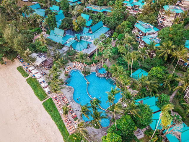 מלון סנטארה גרנד ביץ׳ קראבי