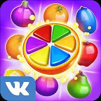 Fruit Land match 3 for VK Mod Apk