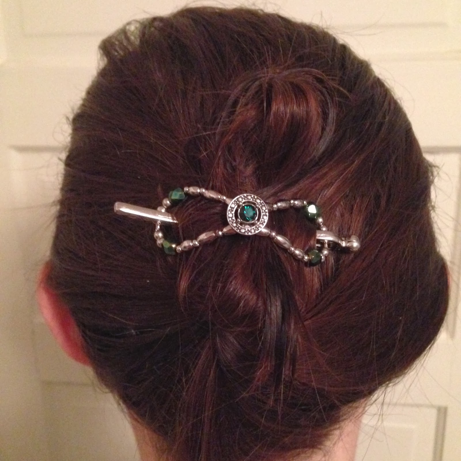 Lilla Rose Flexi updo