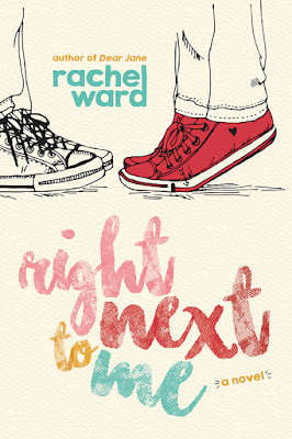 Heidi Reads... Right Next to Me by Rachel Ward
