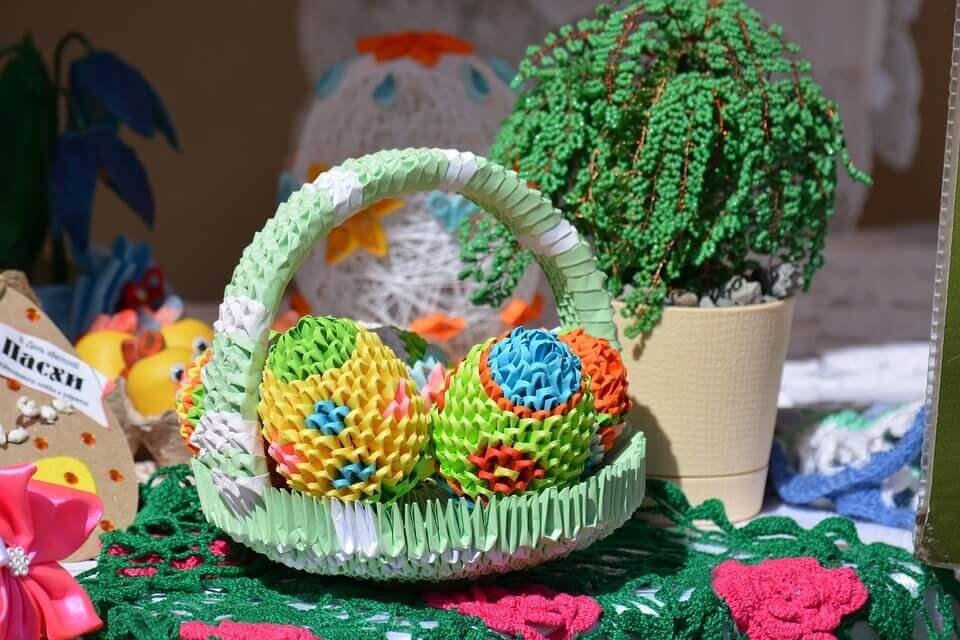 DIY Origami Decorations