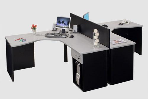 Disenho y muebles muebles de oficina modulares for Muebles modernos para oficinas pequenas